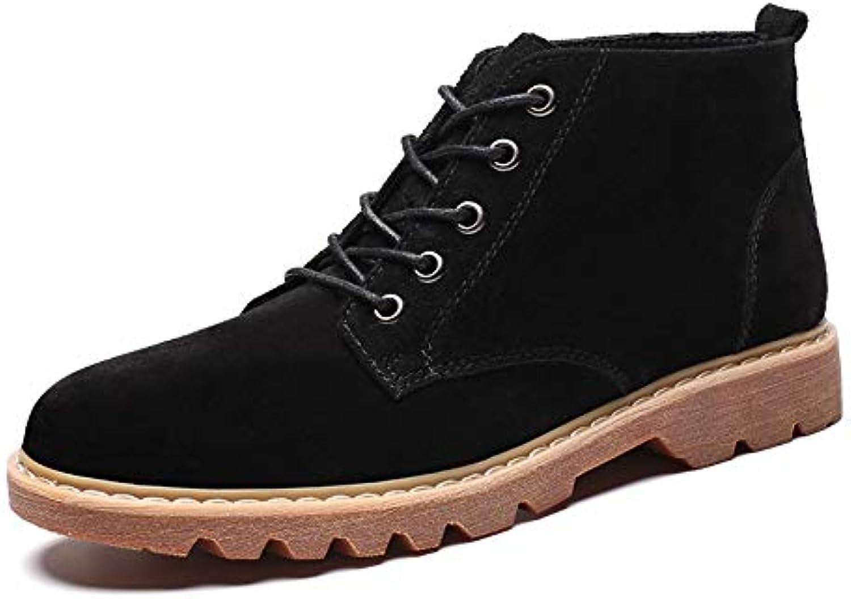 Scarpe da Uomo Stivale da da da Lavoro alla Caviglia da Uomo alla Moda | Per Vincere Una Ammirazione Alto  8b38c7