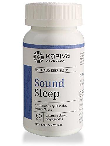 Kapiva Sound Sleep - 60 Capsules