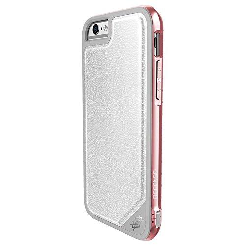 X-Doria 444699 Defense Lux Aluminium Schutzhülle für Apple iPhone 6 Plus/ 6S Plus rosa/gold Rosa-Goldfarben