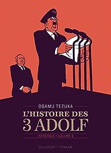 L'Histoire des trois Adolf Edition prestige Tome 2
