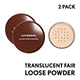 Best CoverGirl face powder - Covergirl Professional Loose Finishing Powder, Translucent Light Tone Review