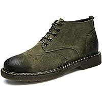 HUALQ S2041 Martin Botas De Otoño E Invierno Botas De Algodón De Los Hombres Martin Grandes Herramientas Zapatos De Hombre