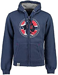 Geographical Norway Sudadera con Cierre Gexpedition