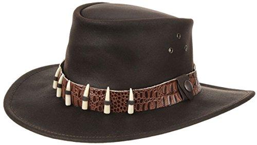 553bfd5e01f4f Sombrero de Piel Cape York by Jacaru sombrero de hombresombrero de piel  (XXL 61