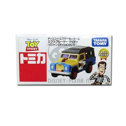 [] Tomica Disney Pixar Motors ex Kreuzer Woody Halloween Edition 2013 Toy Story (Japan-Import)