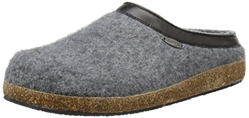 Giesswein Chiemsee, Mules Mixte Adulte Gris (017)
