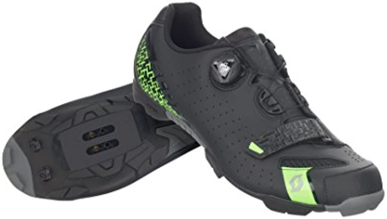 Scott MTB Comp Boa bicicleta guantes negro/verde 2017, 40  -