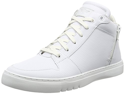 Creative Recreation Adonis, Scarpe da Basketball Uomo, Bianco (Bianco (White/White)), 45