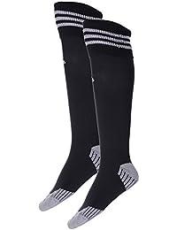adidas Chaussettes (Référence; Adisocks 12)  Blanc/Noir FR (Une paire)