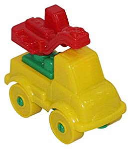 Polesie Polesie55293 - Juego de 8 Piezas de Juguetes para Camiones