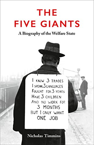 The Five Giants [New Edition]: A Biography of the Welfare State par Nicholas Timmins