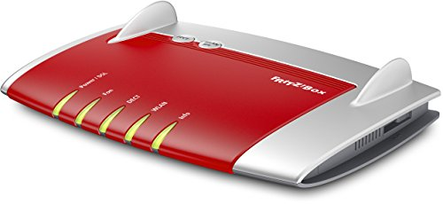 AVM FRITZ!Box 7430 (VDSL-/ADSL2+, WLAN N, 450 MBit/s (2,4 GHz), TK-Anlage für Voice over IP mit DECT-Basis, Mediaserver) geeignet für Deutschland