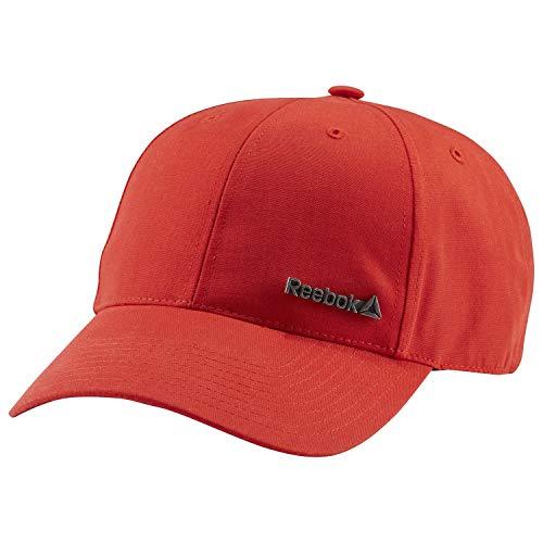 Reebok Baseball Cap SE M Badge Cap (OSFM, Rot) -