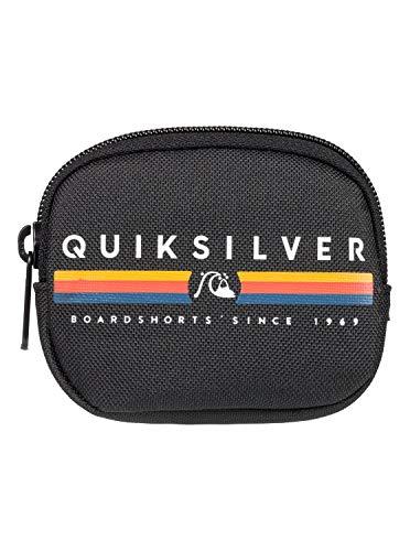 Quiksilver - Monedero Cremallera Envolvente