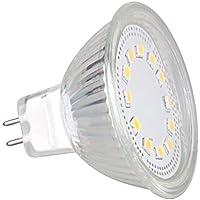 Xq-Lite 10.008.91 Reflector LED, GU5.3, Transparente