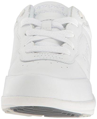 Propet Washable Walker Cuir Baskets white