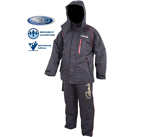 GAMAKATSU POWER THERMAL SUITS Schwarz M