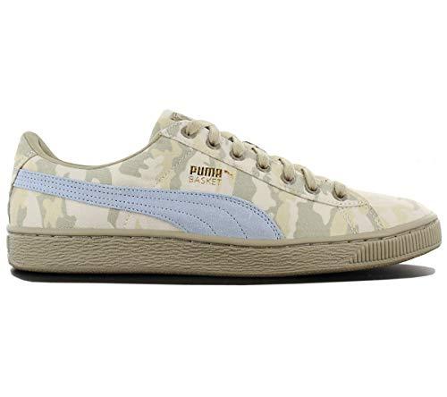 Puma Basket Camo 364191-02 Herren Schuhe Camo Gr. EU 44.5 UK 10 (Puma Camo Schuhe Herren)