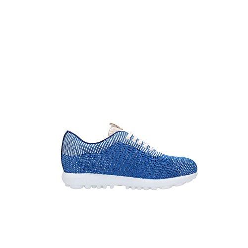 Camper Pelotas K200194-005 Baskets Femme Bleu