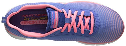 Skechers Equilizer - Expect Miracles, Multisports extérieure Femme PERIWINKLE-PINK
