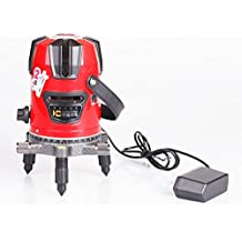 Denshine nuovo livello laser professionale automatico self livellamento 8linea linea laser croce interno esterno Kit livella laser con treppiede