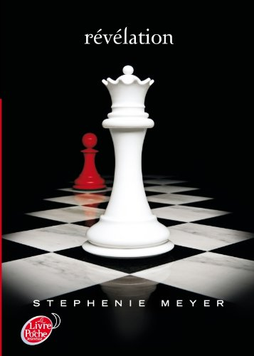 Saga Twilight - Tome 4 - Révélation par Stephenie Meyer