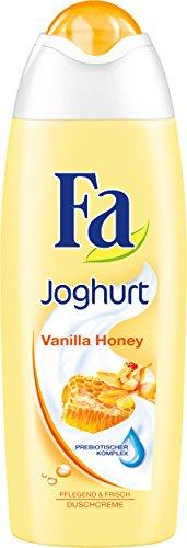 FA yogurt Vanilla Honey doccia crema, confezione da (6X 250ML)