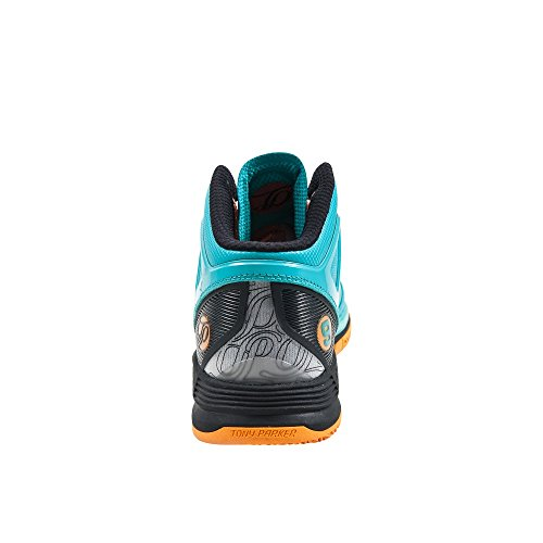 PEAK Unisex Basketballschuh TP9 II Tony Parker Green