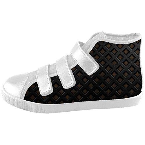 Dalliy Metal Kids Canvas shoes Schuhe Footwear Sneakers shoes Schuhe (Raiders Schuhe Baby Oakland)