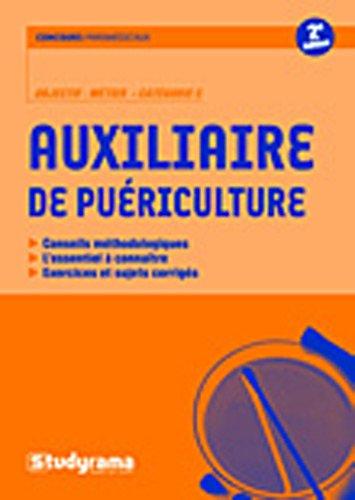 Auxiliaire de puériculture