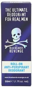 The Bluebeards Revenge Anti-Perspirant Deodorant Roll On 50ml