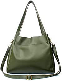 Mammon Latest Sling Bag Handbag for Girls/Woman(SLG-Tricot-Belt-Green)