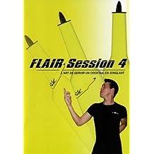 Flair session 4 - l'art de servir un cocktail en jonglant