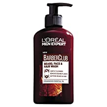 L'Oreal Men Expert Barber Club 3-In-1 Beard, Hair & Face Wash, 200 ml