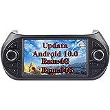 YUNTX Android 9 Autoradio Compatibile con Fiat Fiorino/Qubo ...
