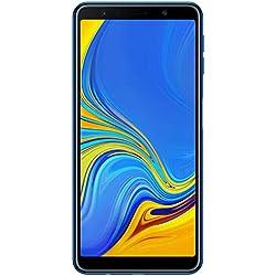 Samsung Galaxy A7 (Blue, 4GB RAM and 64GB Storage) with Offer