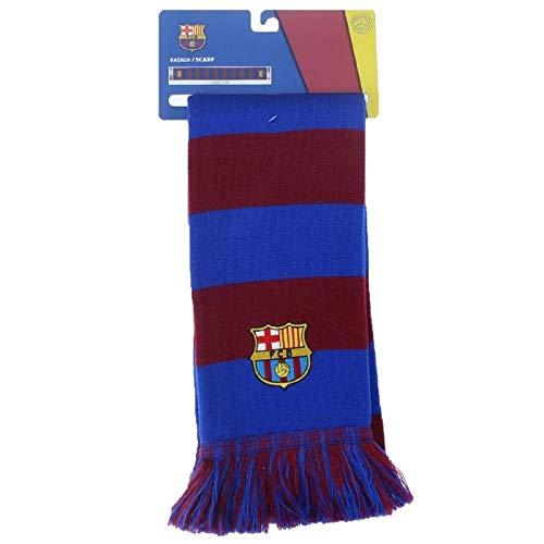Stamion Bufanda Original FCB Football Club Barcelona Fútbol - Oficial 154x17cm