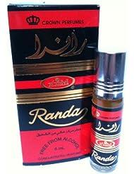Randa - Huile parfumée Al Rehab 6ml meilleur vente - Parfum de haute qualité