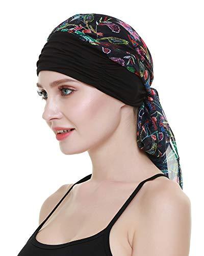 FocusCare leichte Chemo turbane hüte stirnbänder verkauft in den usa Krebs Turbin turbanets für Patienten - Frauen Hut -