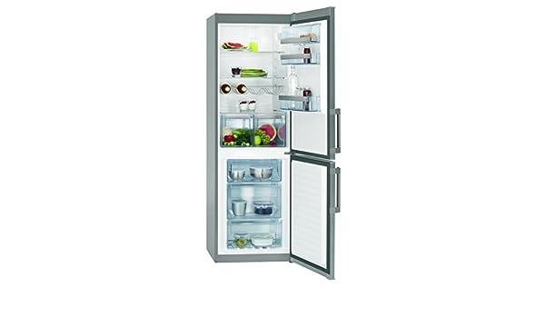Aeg Kühlschränke Qualität : Aeg electrolux santo s53420cnx2 kühl gefrier kombination a 184 5