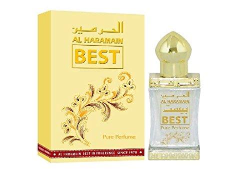 Best Pure Oil 12ml Al Haramain Parfümöl hochwertig arabisch oud misk musk orient
