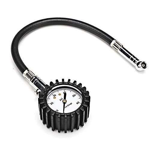 60/100psi Auto Motorrad Präzise Reifen Manometer Maß Tragbar Pointer - 0-60psi - 60 Psi-manometer