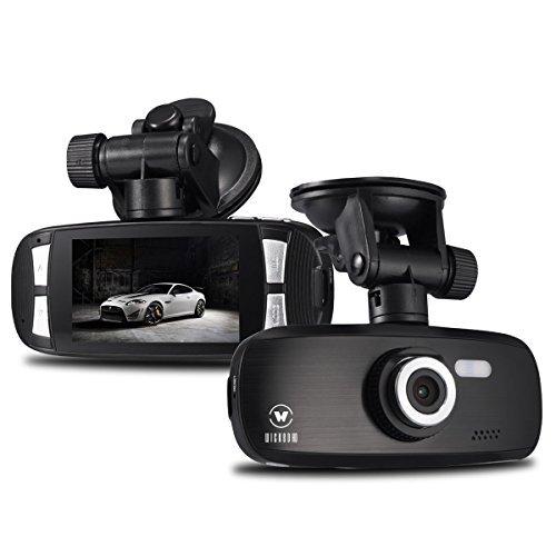 WickedHD G1W 1080P auto dash cam /
