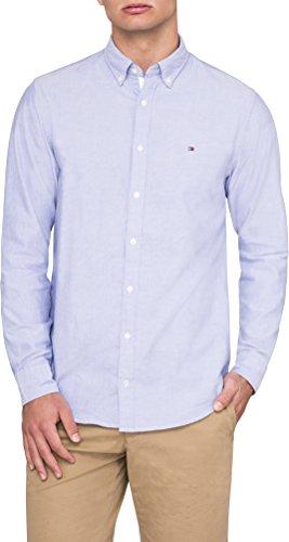 n Freizeithemd Ivy Oxford, Blau - Shirt Blue, L (Tommy Hilfiger Oxford-hemd)
