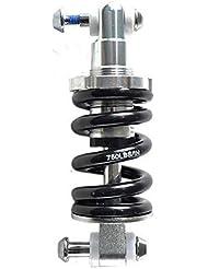 """Amortiguador para Bicicleta de 24"""" MTB BTT Muelle de Suspension Acero 125mm 3575"""