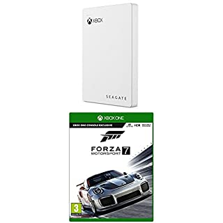 Forza Motorsport 7: Standard Edition (Xbox One) + Seagate 2TB Game Drive with 1 month FREE Xbox Game Pass