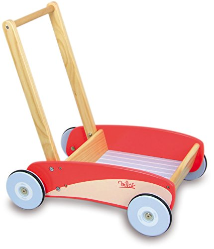 vilac-425-x-33-x-46-cm-push-along-trolley-red