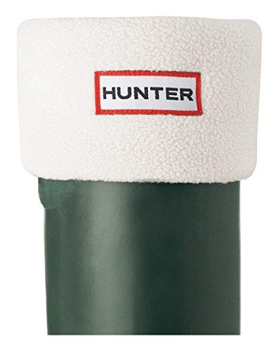 M1 Hunter - Calzini originali unisex in pile di poliestere, a complemento degli stivali Wellington Hunter, colore: Viola Cream FV1