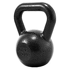 Idea Regalo - PROIRON Kettlebell ghisa 8kg per la palestra domestica Forma fisica & addestramento di peso & potenziamento muscolare