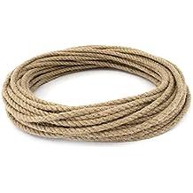 fi 14mm //20 Meter JUTESEIL Naturfasern Tau Seil